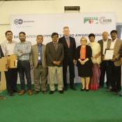 CR Alumni Association arranged a Program