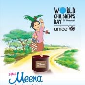 COMMUNITY RADIO PROGRAMS GOT THE NOMINATION FOR UNICEF 14TH MEENA MEDIA AWARD-2018
